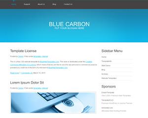 Free Website Templates, Web Templates, Templates - BlueWebTemplates